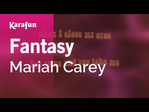 Karaoke Fantasy  Mariah Carey *
