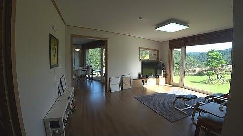 홍천강 조망 주택 수에 포함되지 않은 전원주택 매매 3억7천만원 토지 328평 건물 29평