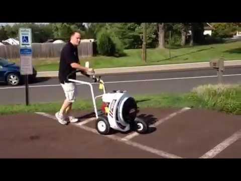 Little Wonder Optimax Blower Demo By CDI Lawn Equipment