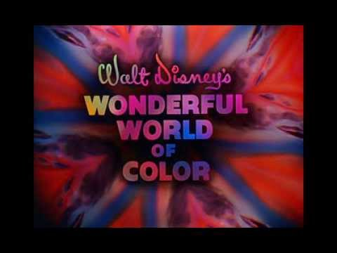 wonderful world of colours World of color is a nighttime show at disney the wonderful world of walt (soundtrack) • pirates remixed • hoist the colours • my jolly.