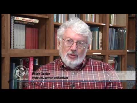 Peter Dreier: Urban Policy