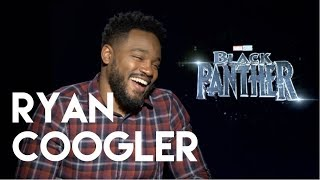 Ryan Coogler: Is there a Trump reference in Black Panther?, directing his first big budget film