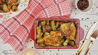 Как Готовить Курица С Пармезан И Картошкой В Мультиварке