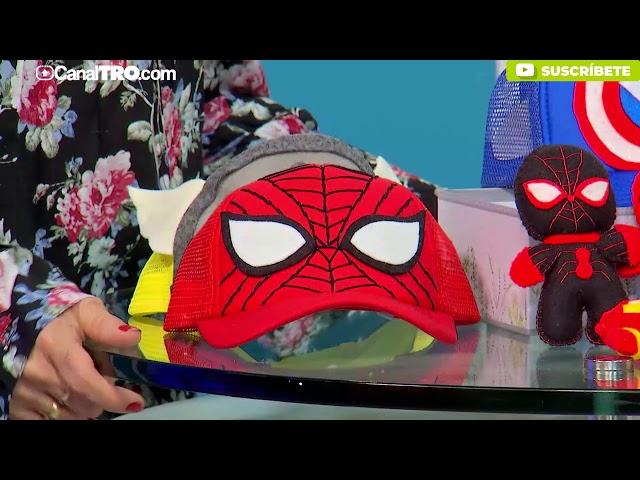 Gorras de Los Vengadores - Hecho con Estilo