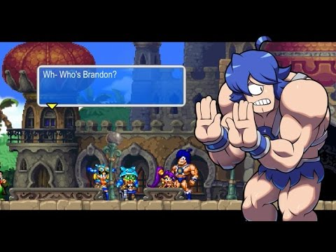 Shantae And The Pirate's Curse (6-1) - ENCHANTED BLADE & LOST SOUL → SPIRIT OF JOE