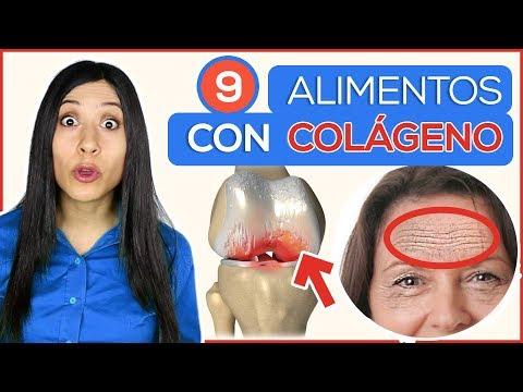 9 Alimentos ricos en Colágeno para Rejuvenecer, Disminuir Arrugas, para Piel y Cartilago