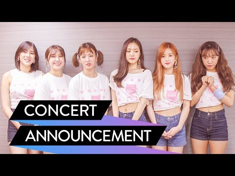 Apink can't wait to meet their fans in Taipei and Bangkok this fall!