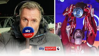 Jamie Carragher's honest take on who could challenge Liverpool for the Premier League title 🏆