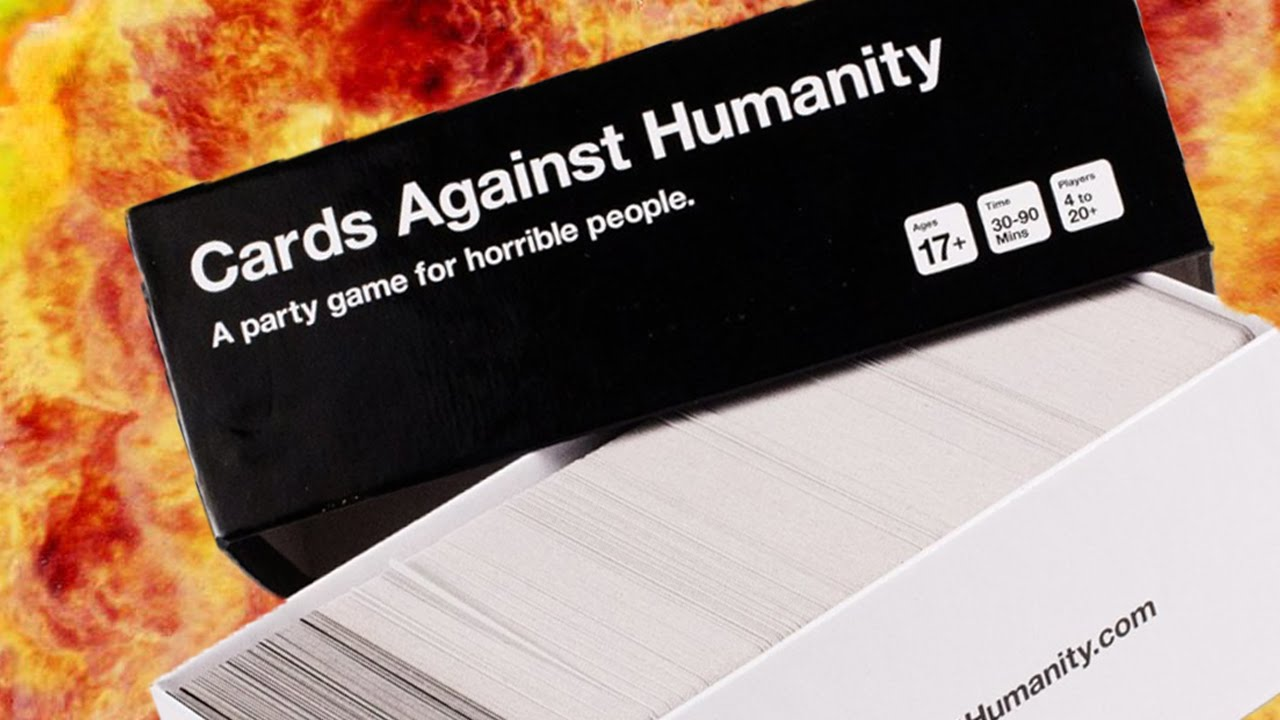 cards against humantiy how to add the youtuber pack