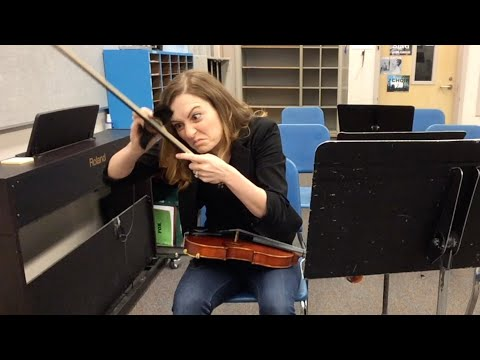 A Day in the Life of a Middle School Orchestra Student