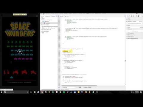 Facebook Messenger - Space Invaders Hack