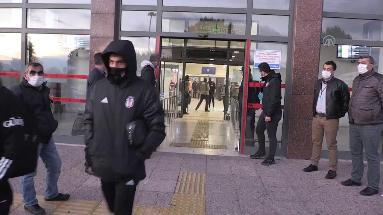 Beşiktaş kafilesi Gaziantep'te! İşte eksik isimler...