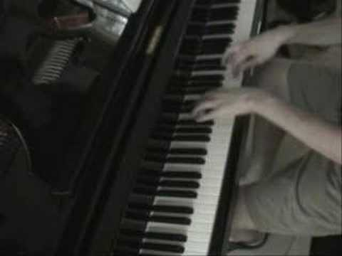 La Camisa Negra - Juanes piano cover