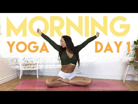 5 Minute Morning Yoga For Beginners