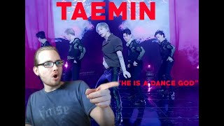 DANCE GOD??! REACTION to TAEMI…
