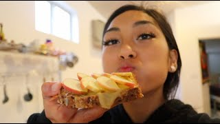 my quarantine weight gain // full day of food vlog