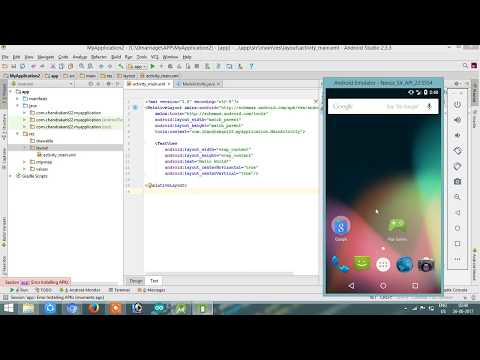 Android Studio Error and solution Installation failed with message Invalid File