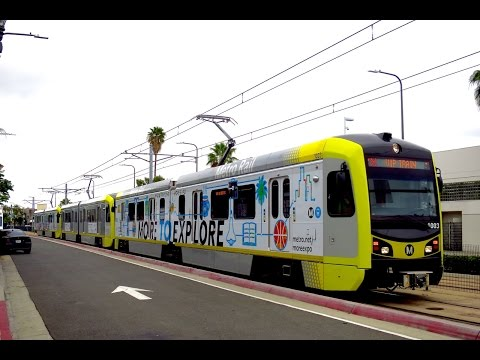 Metro Expo Line - The Vip Train + Gold Line P3010