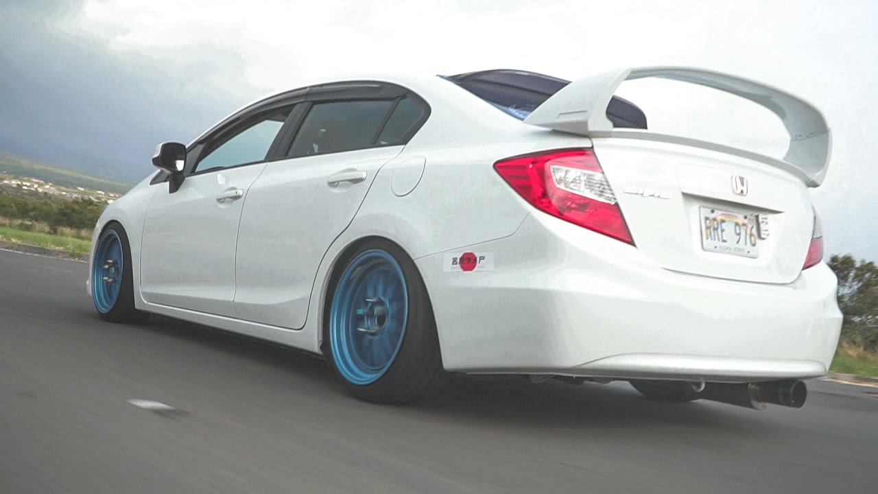 Ralph 39 s static 9th gen civic stance nation youtube for Honda civic 9th gen