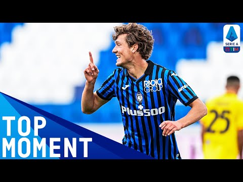 Lammers scores INCREDIBLE solo goal! | Atalanta 5-2 Cagliari | Top Moment | Serie A TIM