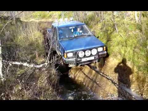 Nissan Frontier Diesel >> Nissan Hardbody / King Cab 4x4 - YouTube