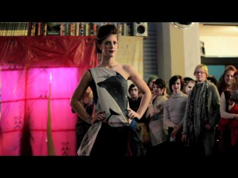 Designer Erica White's Thesis Show