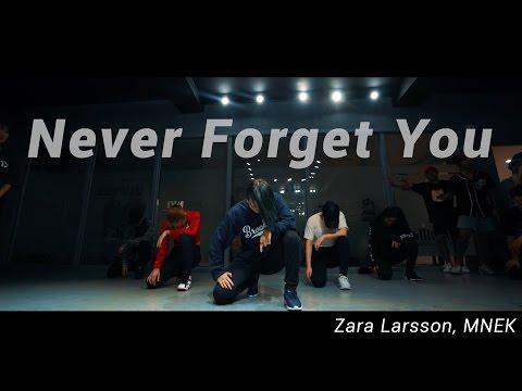 Zara Larsson, MNEK - Never Forget You (Dance. 1G)