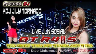 Download lagu OT R4 SPECIAL DJ LIVE JALAN SOSIAL GOYONGAN VJ LIA KENYOT BIKIN PENONTON BENGONG