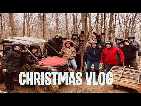 CHRISTMAS WITH FUSION Z GAMER AND OUR FAMILY (VLOG 1)
