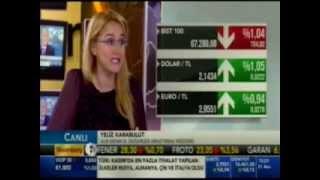 ALB Forex Yeliz Karabulut, Dolar/TL'yi yorumluyor. Bloomberg HT