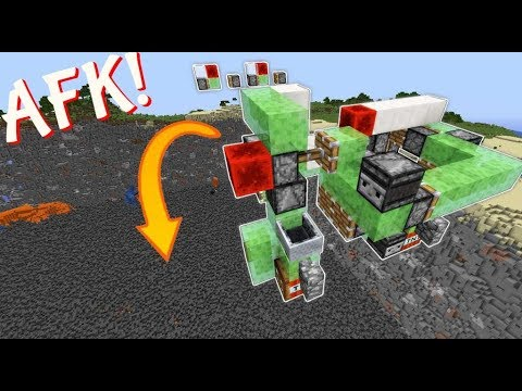 Easiest Way To Dig A Hole! | 3D TNT Quarry + Tutorial | 1.13.1-1.14+ Minecraft