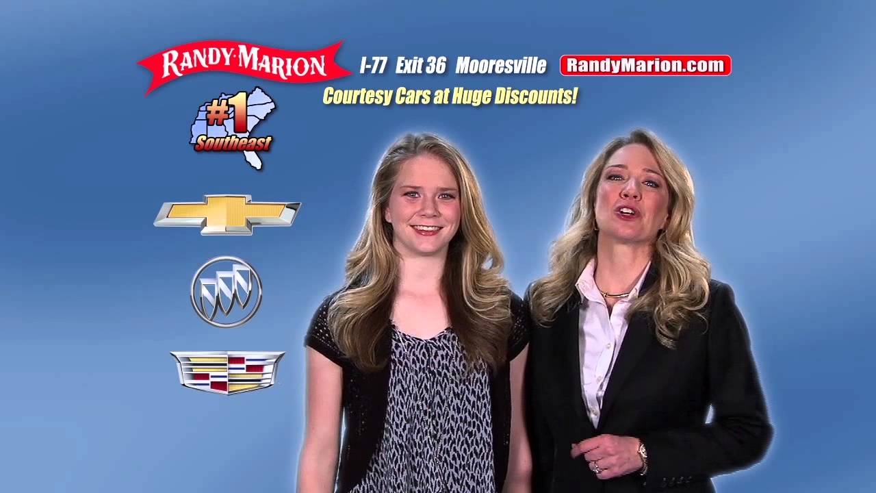 Randy Marion Chevrolet Buick Cadillac March 2015 - YouTube
