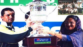 Pakistan's First Asia Cup Win : Pakistan vs Sri Lanka Asia Cup 2000 Final Highlights