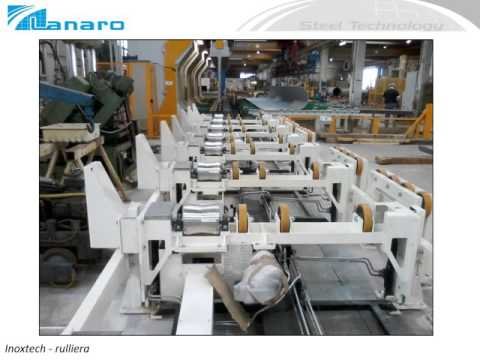 Lanaro srl mechanical production