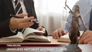 Uninsured/Underinsured Motorist Accident Claims