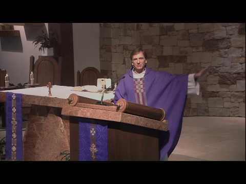 Daily Mass From Holy Name 4.1.20