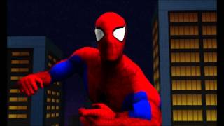 Spider-Man (2001) PC - All Cutscenes HD