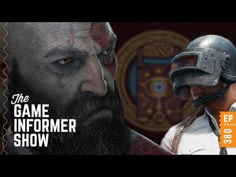 GI Show – God Of War, Top 10 Games From 2017