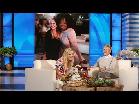 Ellen and Reese's Oprah BFF Debate