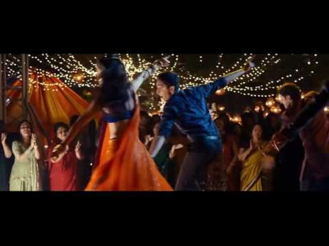 Dev Patel dancing ..the second best exotic marigold hotel...