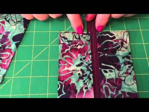 Brentwood Bag 4: Top Zipper