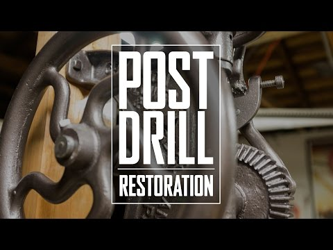 13 - Post Drill Restoration