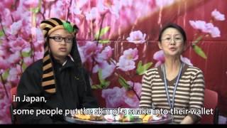 yy1的圓玄學院第一中學 賀年英語節目相片