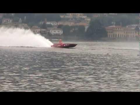 UIM OffShore Class 1 Cernobbio Como 2012