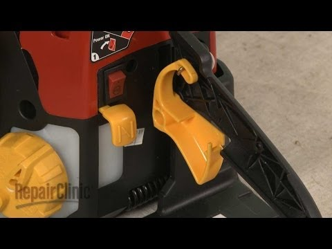 Trigger Handle - Homelite Chainsaw