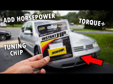 Installing An OBD2 Tuning Chip… Will it work? | Volkswagen Mk4 GTI