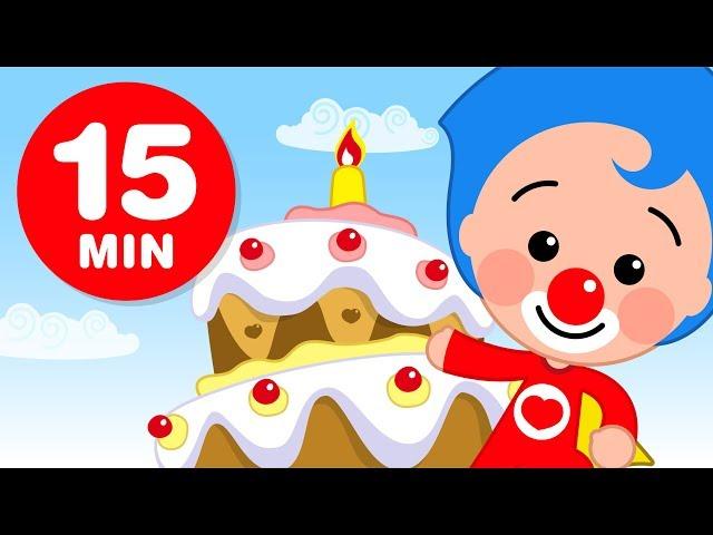 Cumpleaños Mágico - Y Más Capitulos de Plim Plim (15 MIN)  | Dibujos Animados