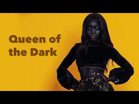 "Thumbnail: This ""Queen of the Dark"" Got Bullied And Is Now A Model"