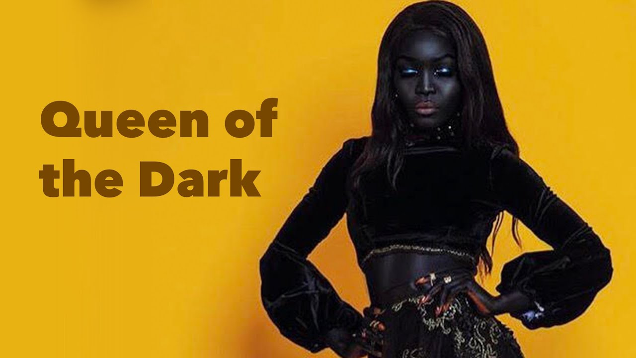 this queen of the dark got bullied and is now a model youtube. Black Bedroom Furniture Sets. Home Design Ideas