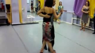 Урок №5 Аргентинское Танго